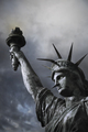 American symbol and cloudy sky on background - PhotoDune Item for Sale