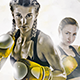 Womens Boxing Flyer - GraphicRiver Item for Sale