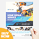 Home Repair Services Flyer - GraphicRiver Item for Sale