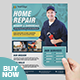 Home Repair Services Flyer Template - GraphicRiver Item for Sale