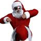 Naughty Smoking Santa - GraphicRiver Item for Sale