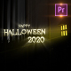 Halloween Opener 2020 - Premiere PRO - VideoHive Item for Sale