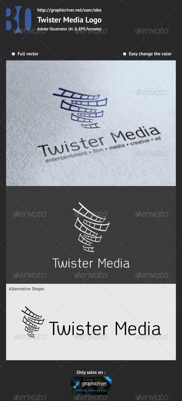 Twister Media Logo