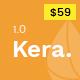 Kera - Premium OpenCart Theme - ThemeForest Item for Sale