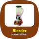 Blender Sound Effects