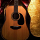 The Magic Guitar Logo
