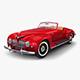 Generic Cabriolet Retro Car v 1 - 3DOcean Item for Sale