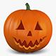 Halloween Pumpkin v 1 - 3DOcean Item for Sale