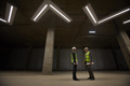Two Businessmen at Construction Site Indoors - PhotoDune Item for Sale