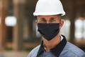Male Worker Wearing Mask - PhotoDune Item for Sale
