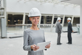 Business Assistant at Construction Site - PhotoDune Item for Sale