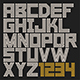 Linear Font - GraphicRiver Item for Sale