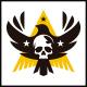 Dead Bird Skull Logo Template - GraphicRiver Item for Sale
