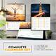 2021 Complete Calendar-Set V02 - GraphicRiver Item for Sale