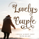 Lovely Couple - Romantic Script With Heart - GraphicRiver Item for Sale