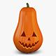 Halloween Pumpkin v 2 - 3DOcean Item for Sale