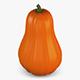Cartoon Pumpkin v 2 - 3DOcean Item for Sale