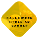 Animated Html5 Halloween Ad Banners Template - CodeCanyon Item for Sale
