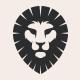 Lion Head Pin Vintage Logo - GraphicRiver Item for Sale