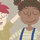 Three Happy Children - GraphicRiver Item for Sale