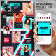 Dada - Social Media Instagram Puzzle Feed - GraphicRiver Item for Sale