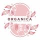 Organic Vintage Logo - GraphicRiver Item for Sale