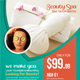 Beauty Spa Flyer/Poster - GraphicRiver Item for Sale