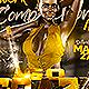 Go Crazy Hip Hop Party Flyer - GraphicRiver Item for Sale