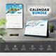 2021 Calendar Bundle V04 - GraphicRiver Item for Sale