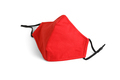 Red Reusable Fabric Face Mask - PhotoDune Item for Sale