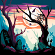 Halloween Night background - GraphicRiver Item for Sale