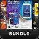 Mobile App Flyer Bundle - GraphicRiver Item for Sale