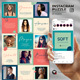 Soft - Social Media Instagram Puzzle Feed - GraphicRiver Item for Sale