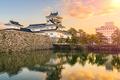 Toyama, Japan at Toyama Castle - PhotoDune Item for Sale
