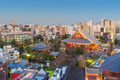 Tokyo, Japan overlooking Asakusa and Sensoji Temple - PhotoDune Item for Sale