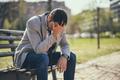 Depressed businessman - PhotoDune Item for Sale