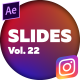 Instagram Stories Slides Vol. 22 - VideoHive Item for Sale