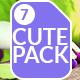 Children's Cutesy Pack 7