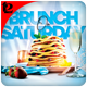 Brunch on Saturday Flyer Template - GraphicRiver Item for Sale