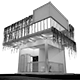 Store with vertical garden 3d modeling. - 3DOcean Item for Sale