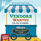 Vendors Wanted Flyer Templates - GraphicRiver Item for Sale