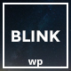 Blink - Parallax One Page WordPress Theme - ThemeForest Item for Sale