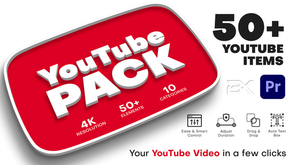 YouTube Pack