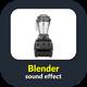 Blender Sound