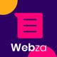 Webza - Webinar Landing Page UI Template - ThemeForest Item for Sale