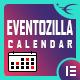 EventoZilla - Event Calendar - Elementor Widget Addon - CodeCanyon Item for Sale