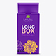 Long Box Packaging Mockup - GraphicRiver Item for Sale
