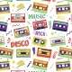 Cassette Pattern - GraphicRiver Item for Sale