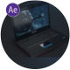 Laptop Gaming Opener - VideoHive Item for Sale