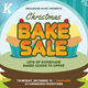 Christmas Bake Sale Flyer Templates - GraphicRiver Item for Sale